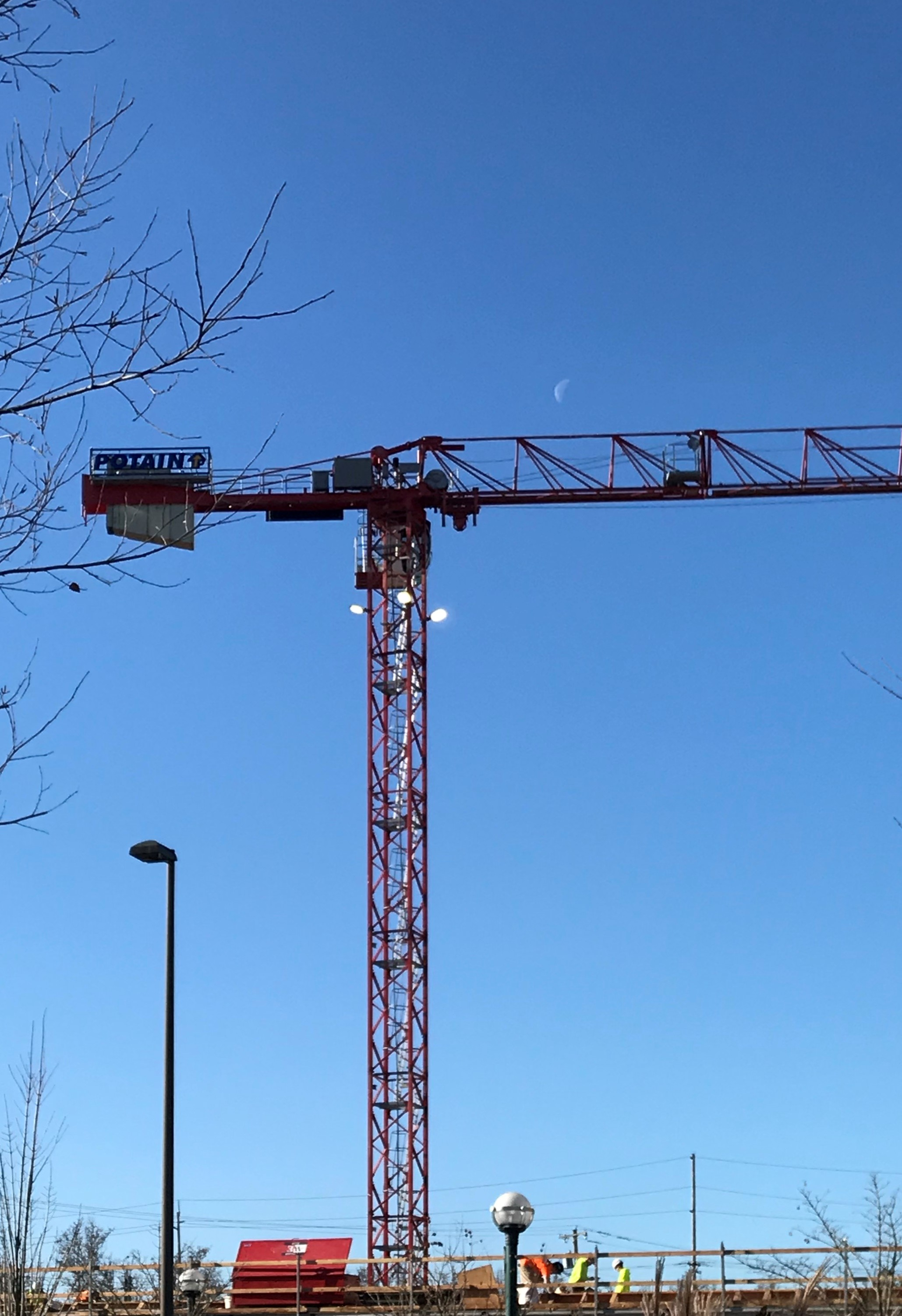Hyatt Crane Construction 11 20 19