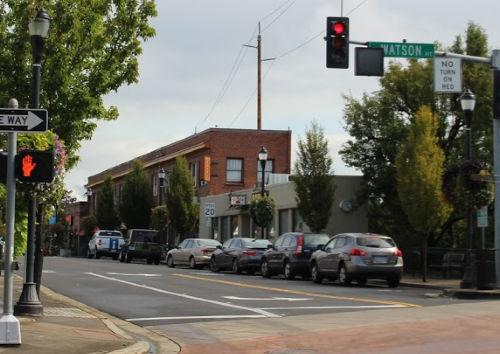 Downtown Beaverton