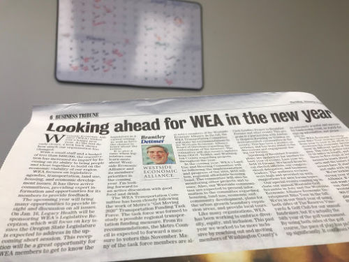 January WEA Column 2