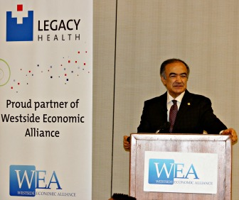 PSU Prez Rahmat Shoureshi