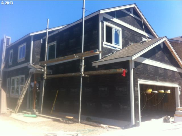 Wilsonville Home Being Built