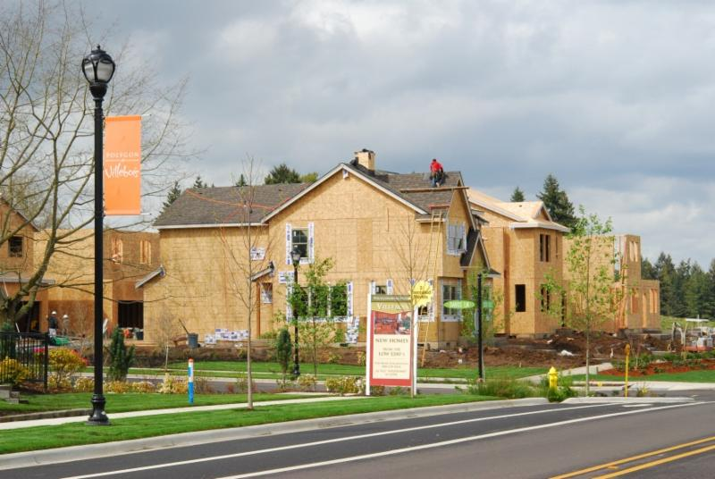 Wilsonville Home Construction